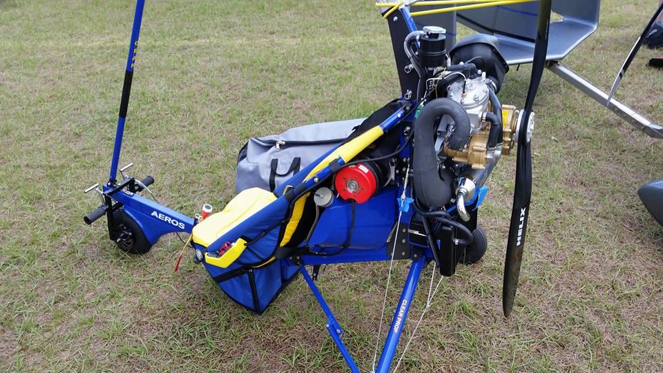 Aeros Nano Trike
