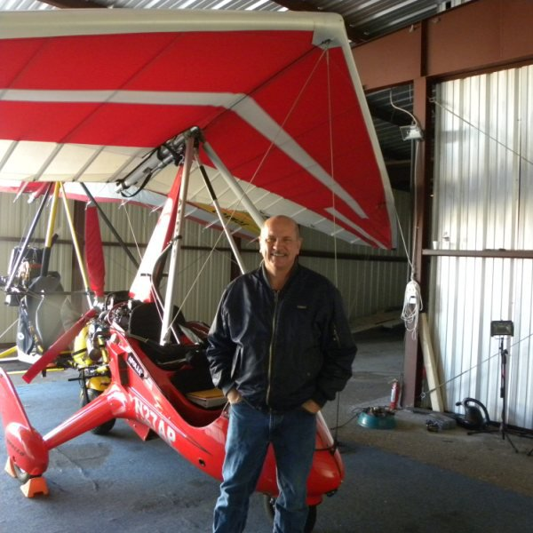 New Mexico Trikes and Hang Glider flights, CFI, Aeros trikes