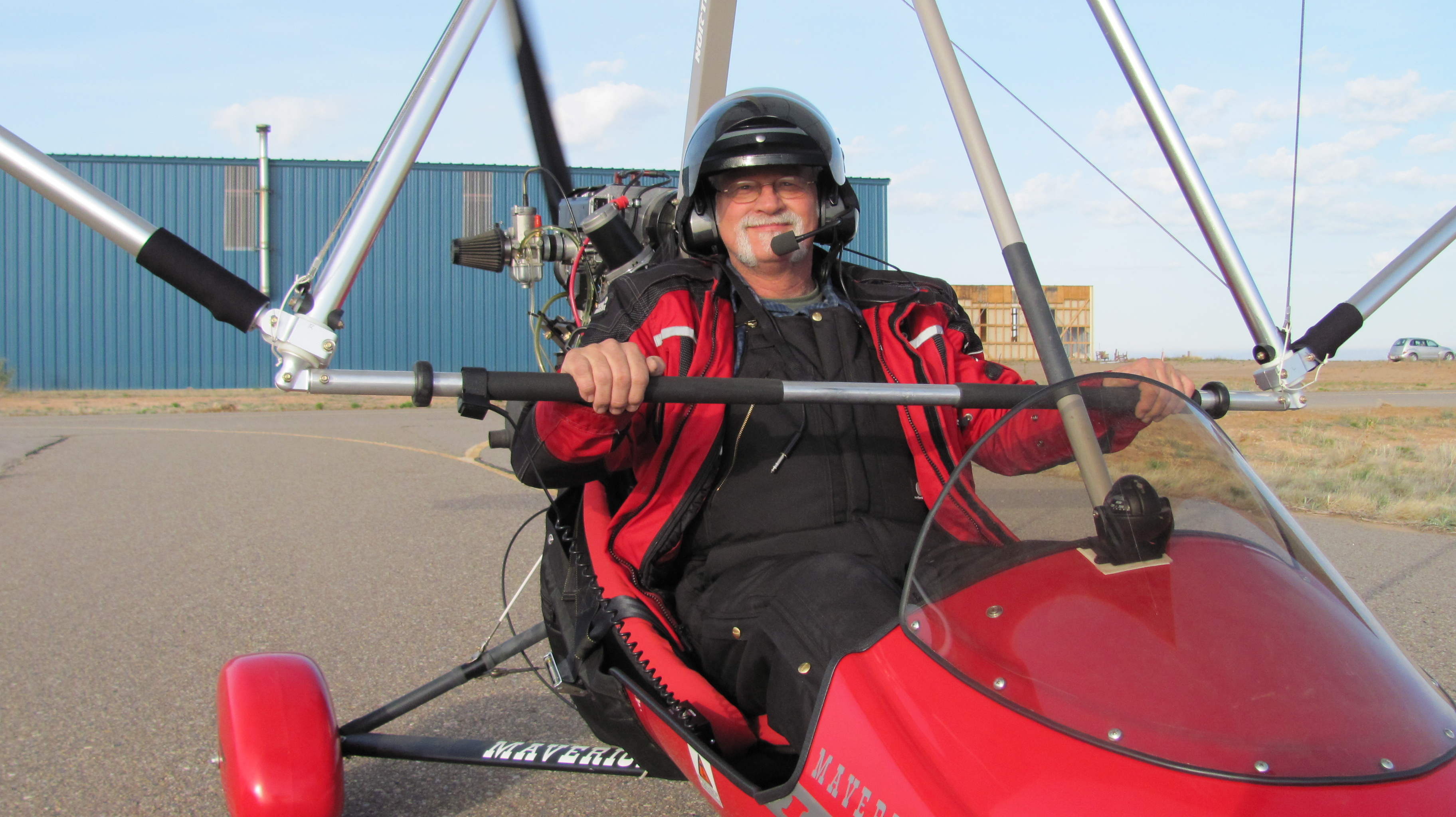New Mexico Trikes and Hang Glider Rides, CFI, Aeros trikes and wings